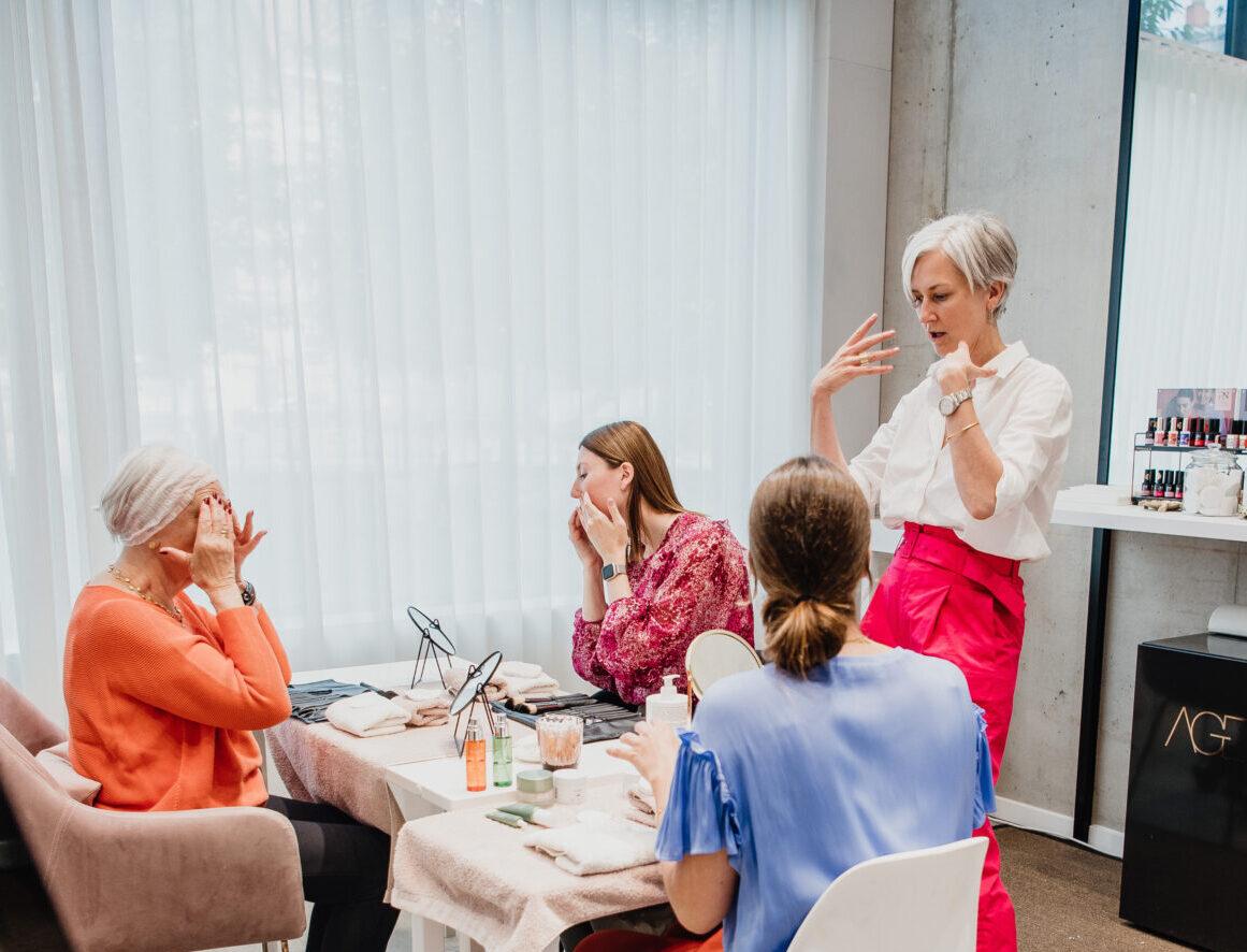 Studio A Make up workshop